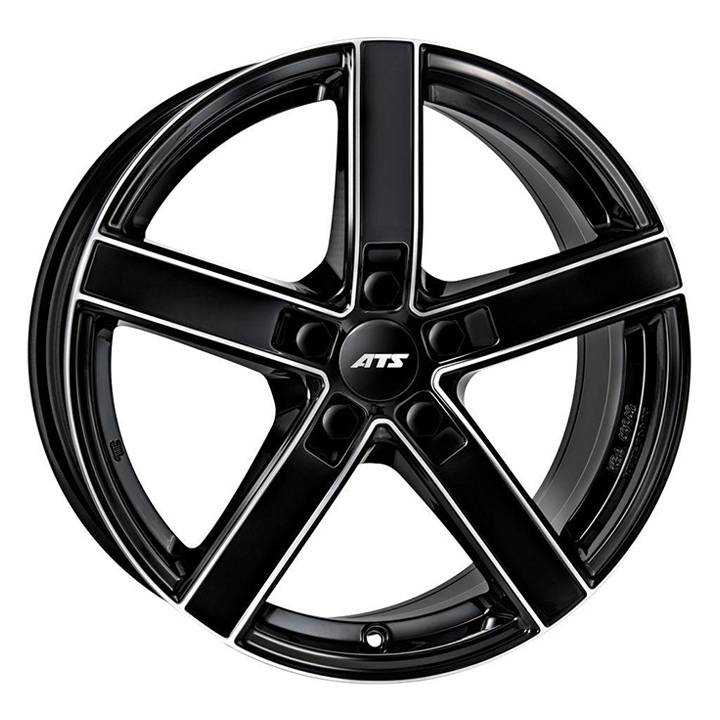 Легковой диск ATS Emotion 7,5x17 5x100 ET35 57,1 Racing Black